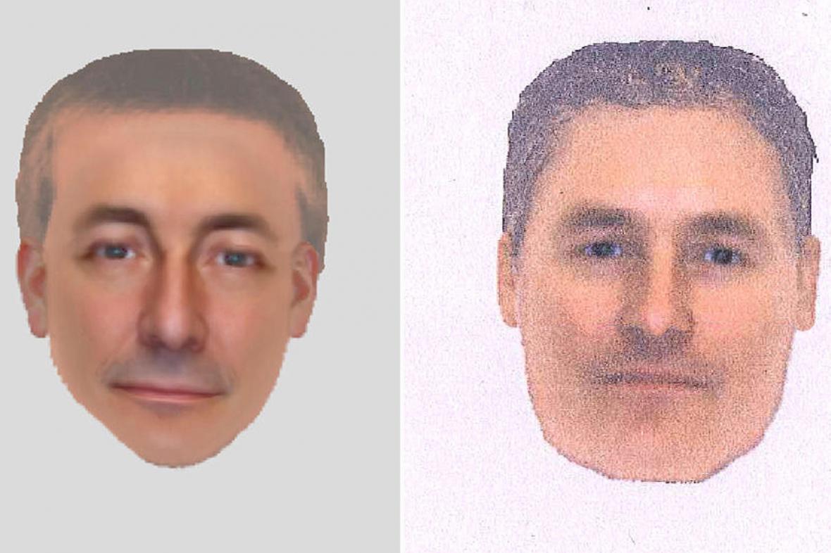 Portréty muže, který by mohl pomoci vyřešit zmizení Maddie