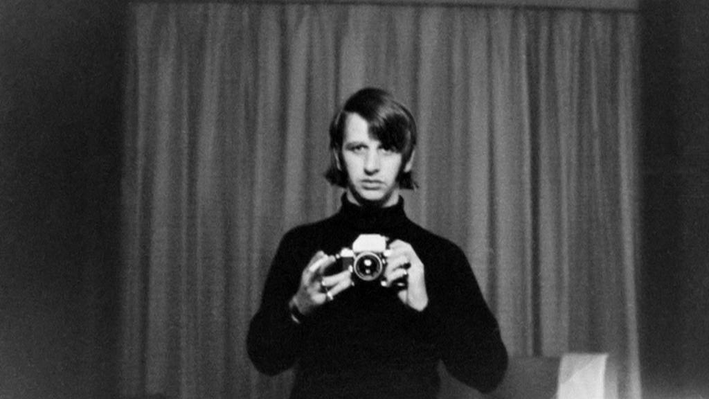 Ringo Starr vydává knihu fotografií