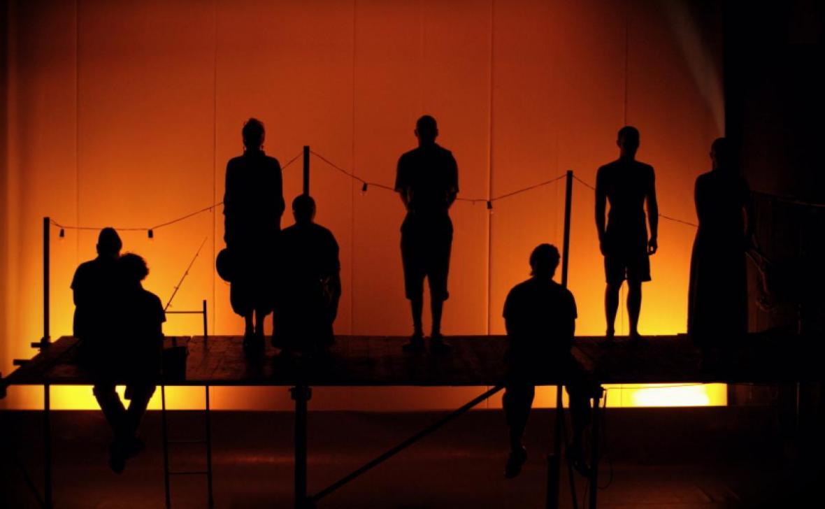 Divadelní představení Sežereš sám sebe