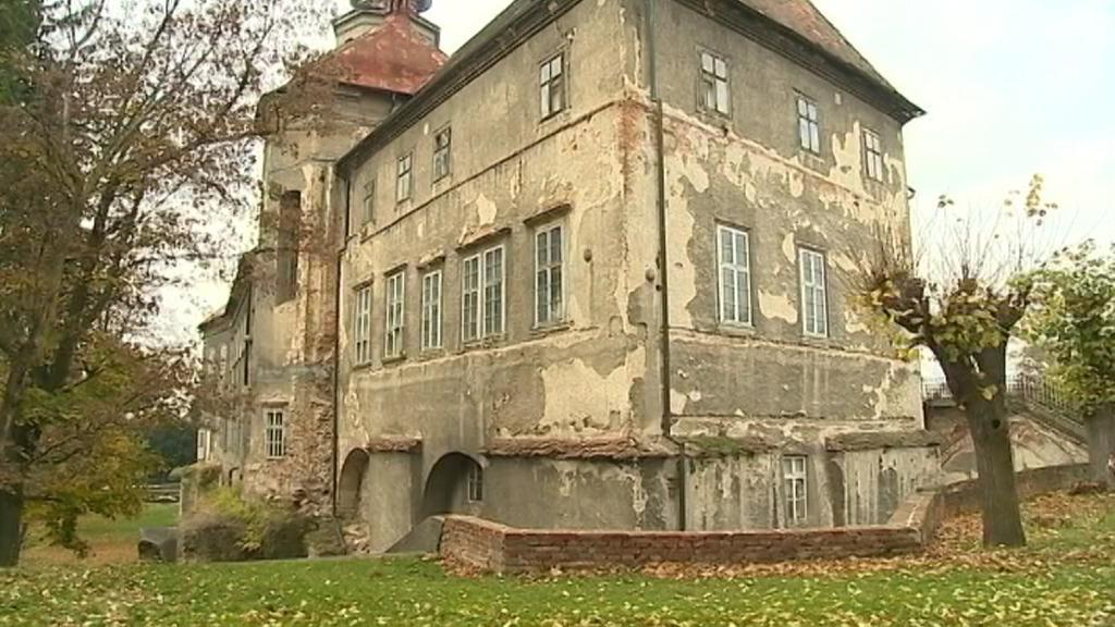 Tovačovský zámek