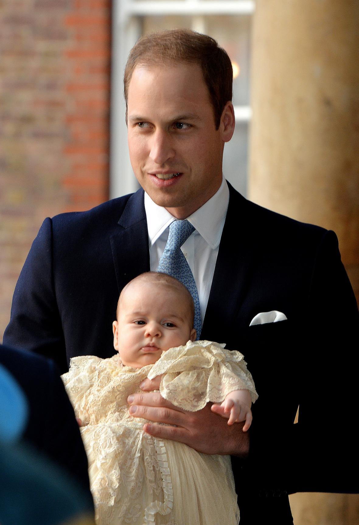 Princ William s princem Georgem