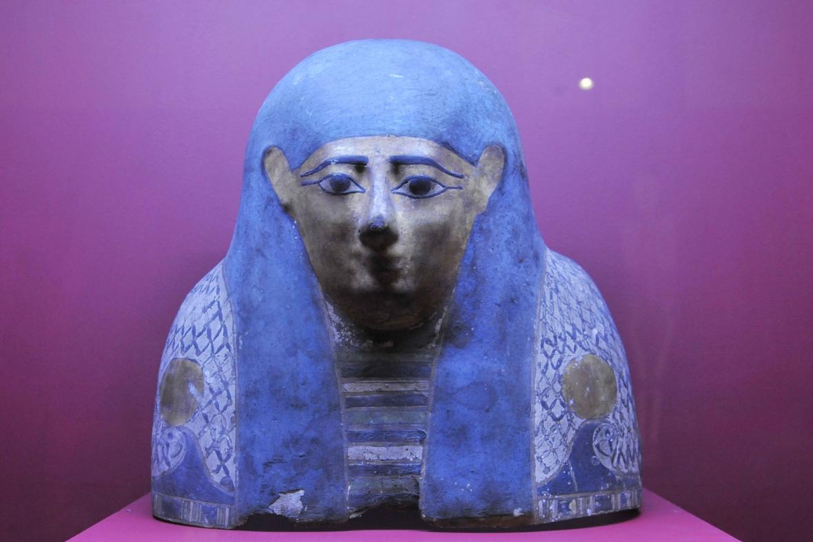 Poklady starého Egypta