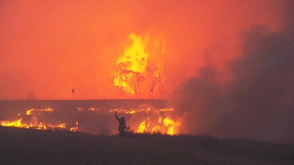 Nový Jižní Wales zasáhly požáry