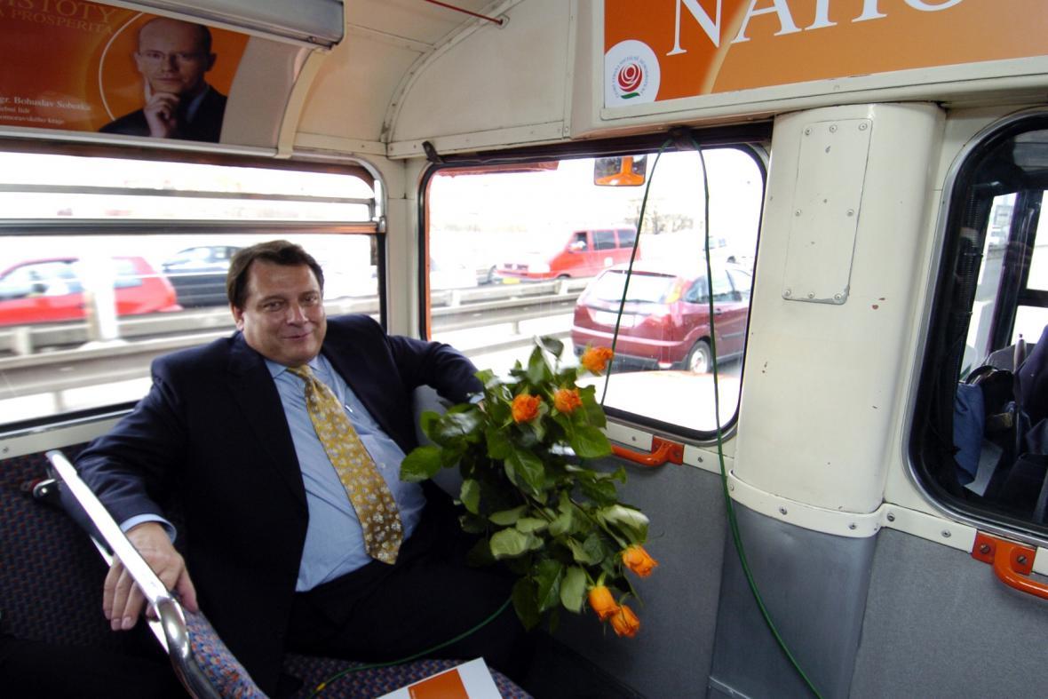 Volební kampaň ČSSD v roce 2006