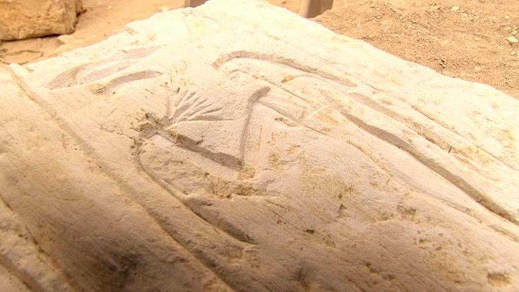 Objevy archeologů v Egyptě
