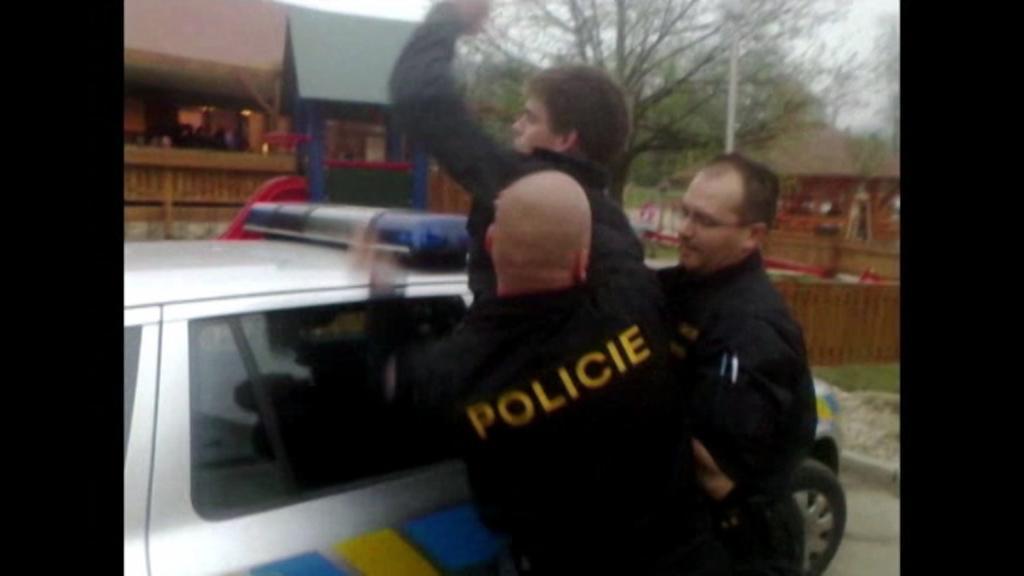 Spor s policisty