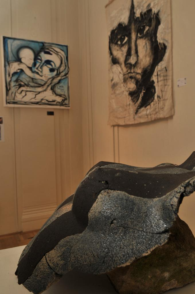 Výstava francouzského umění v Benešově