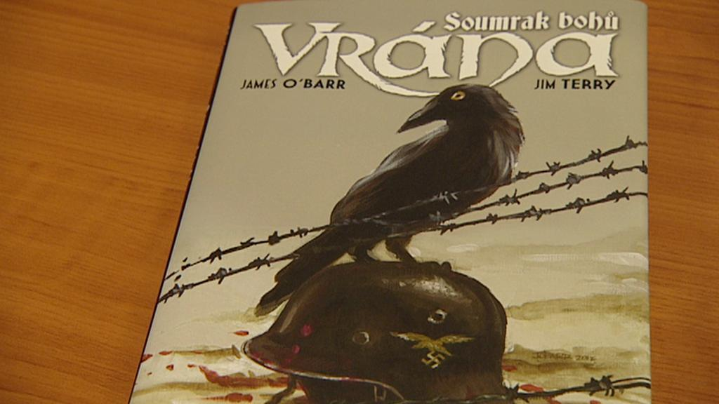 Vrána - Soumrak bohů