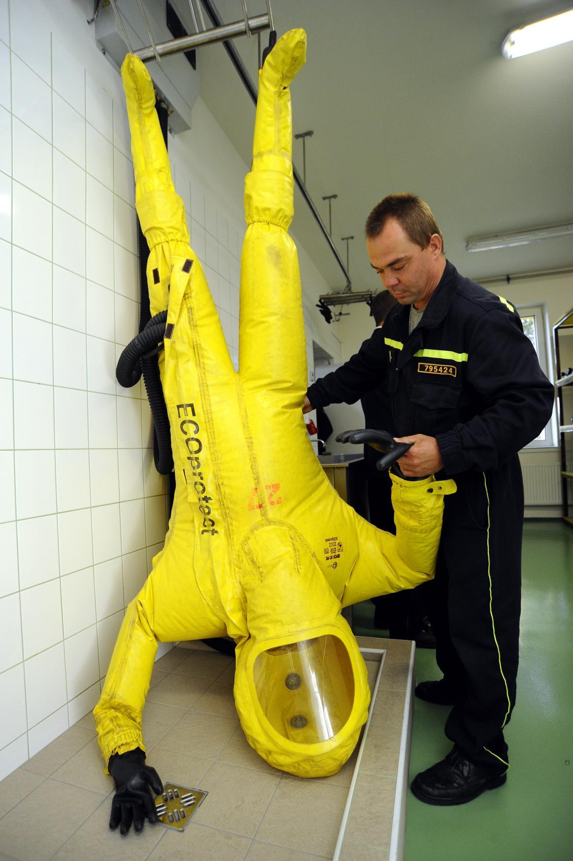 Pracoviště chemické služby