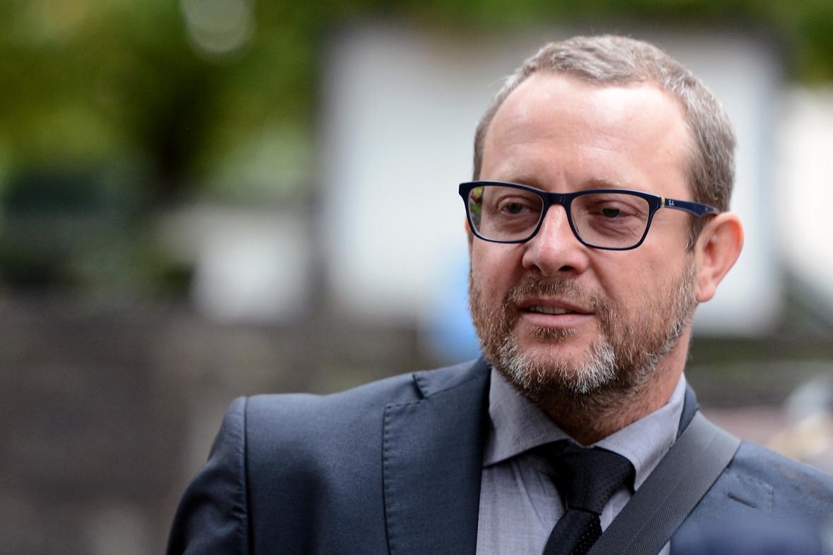 Petr Kraus, obžalovaný v kauze MUS