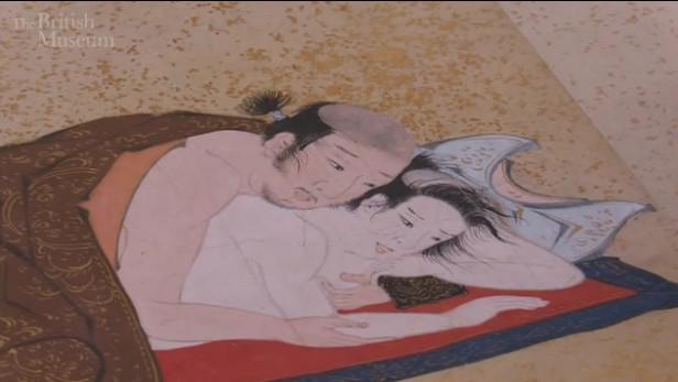 Sex a rozkoš v japonském umění