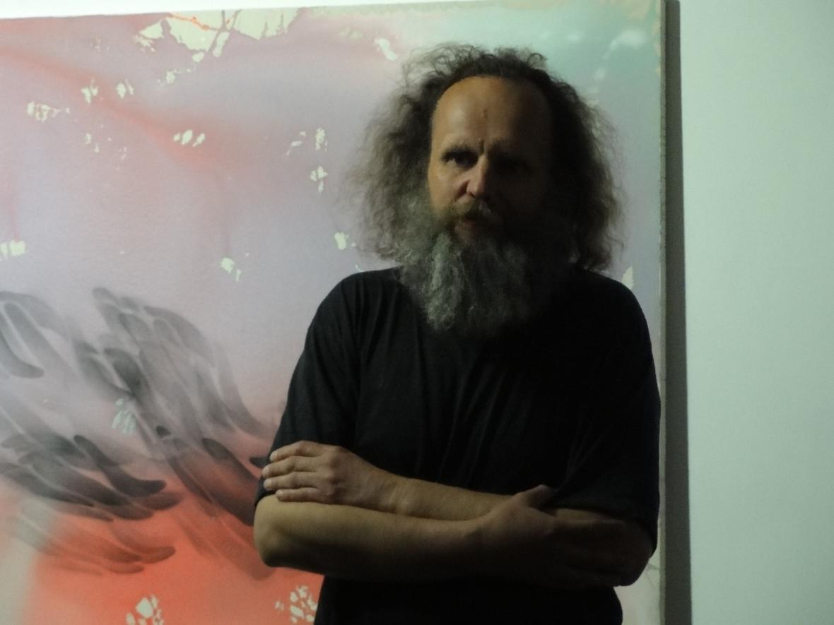 Básník Pavel Kolmačka