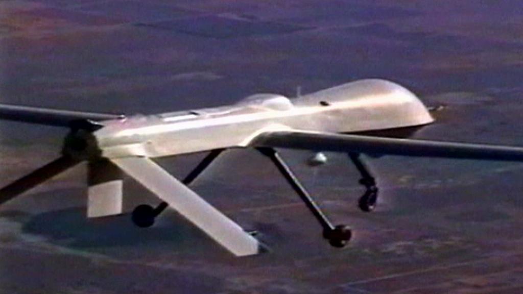 Americký bezpilotní letoun