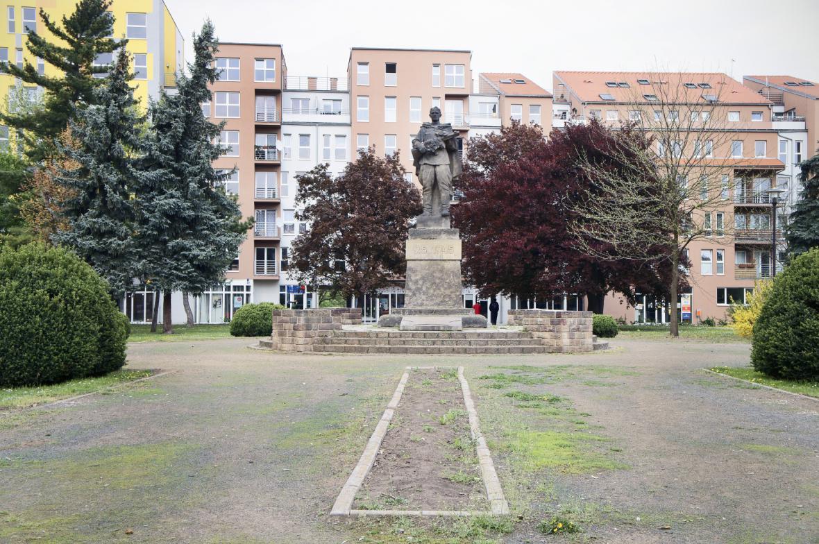 Lovosické náměstí