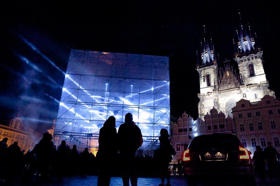 Festival světla Signal 2013