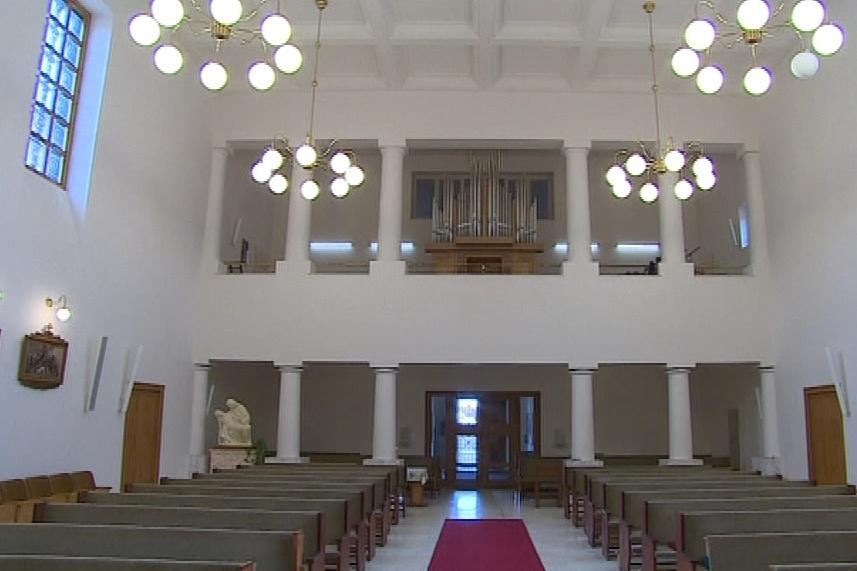Rajhradský kostel