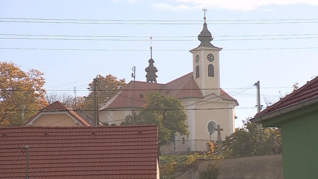 Kostel v Syrovicích