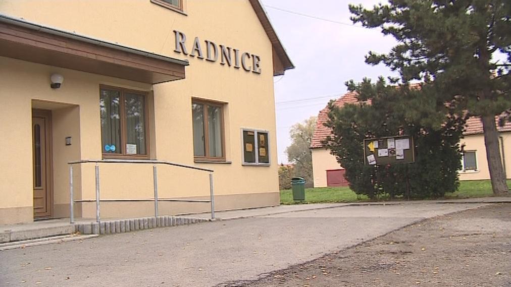 Radnice v Syrovicích na Brněnsku