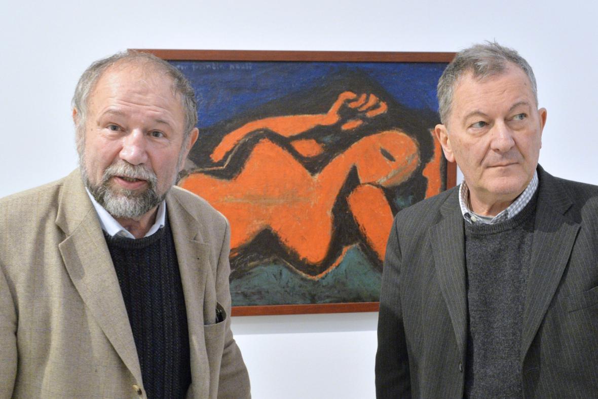 Martin a Petr Kotíkovi