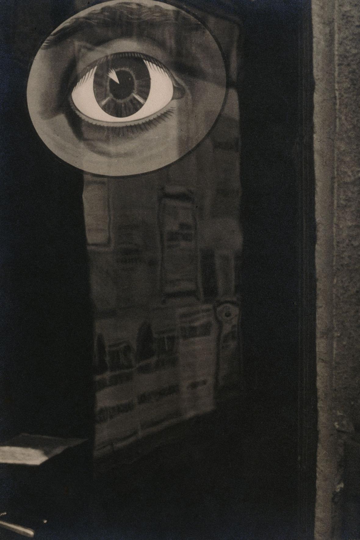 Jaromír Funke - Z cyklu čas trvá (1932)