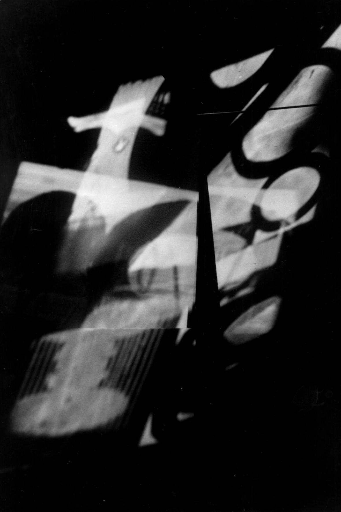 Jaromír Funke - Abstraktní foto (1928-29)