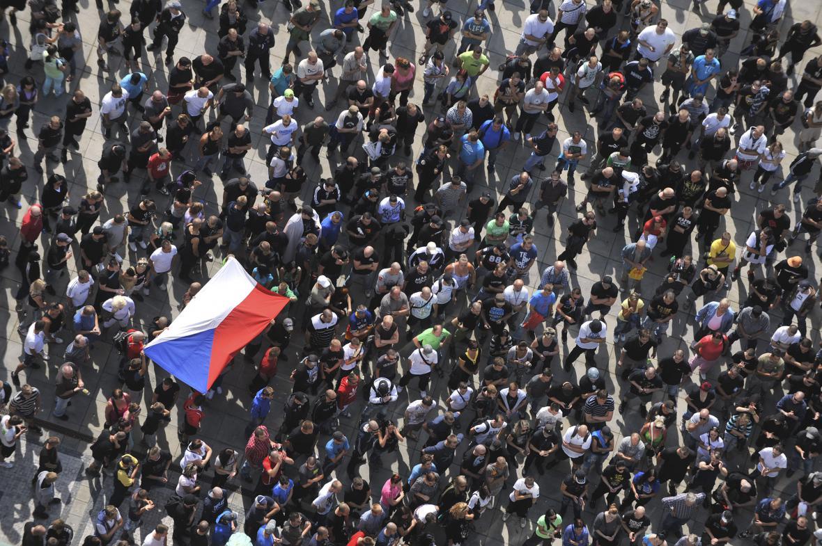 Demonstrace probíhaly v několika městech