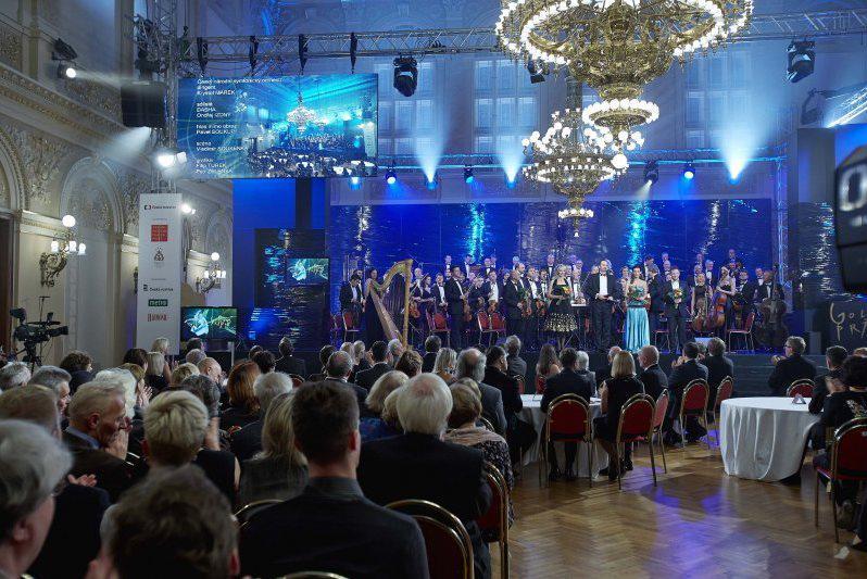 Zlatá Praha 2013