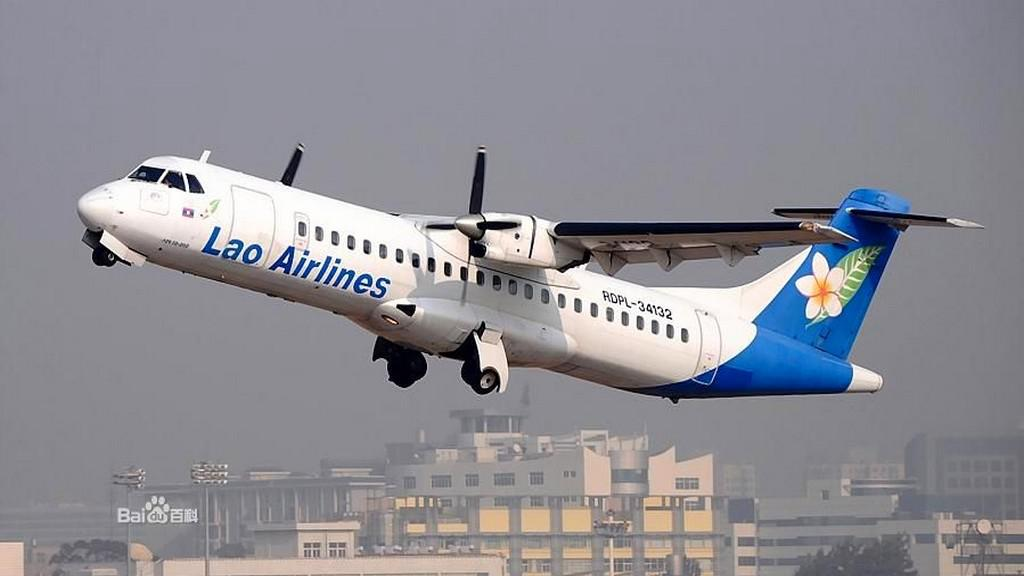 Letadlo Lao Airlines