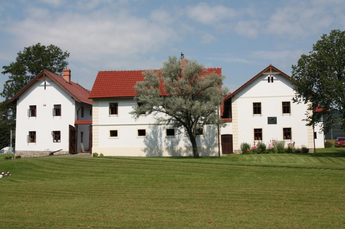 Rodná usedlost Johanna Gregora Mendela