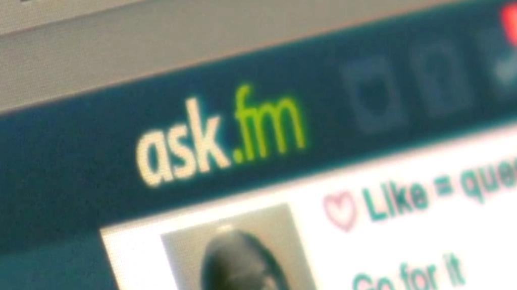Sociální síť ask.fm