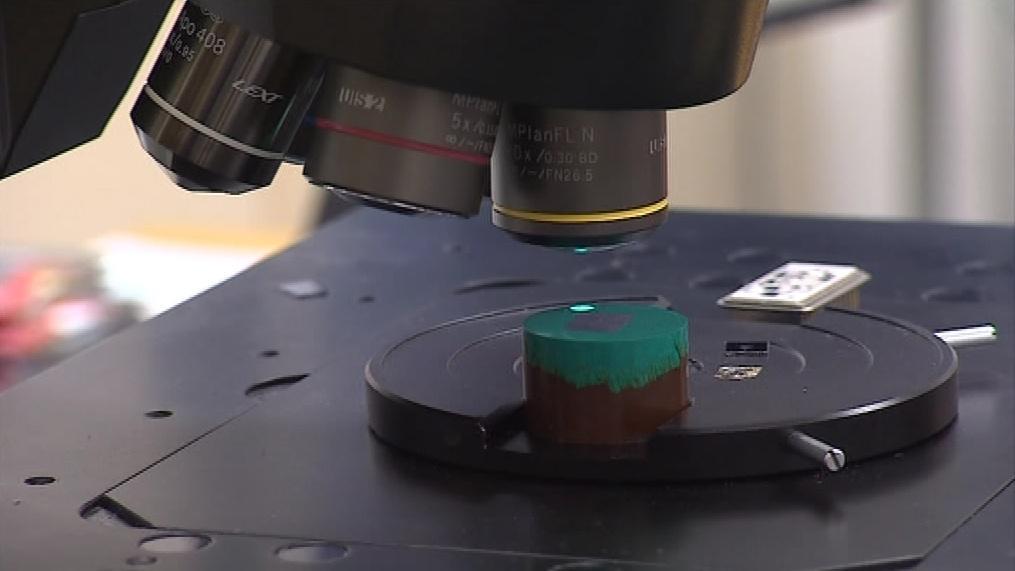Elektronový mikroskop