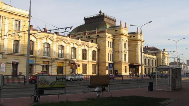Budějovické nádraží