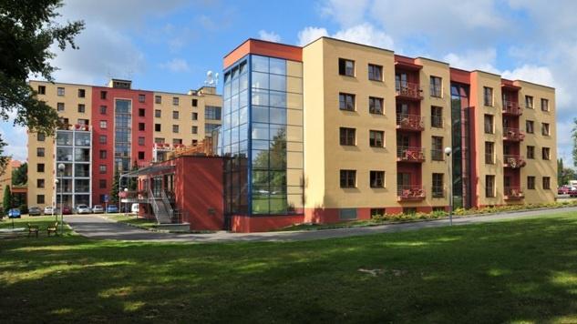 Lázeňské domy Eva a Vladimír