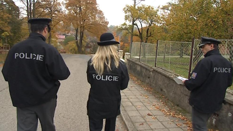 Policisté preventivně varují seniory