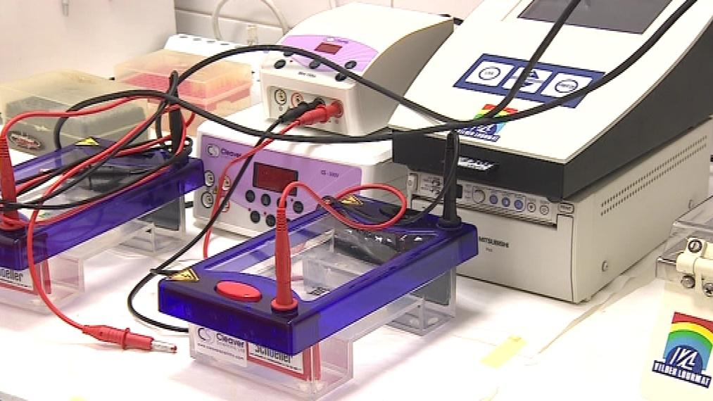 Vybavení laboratoře