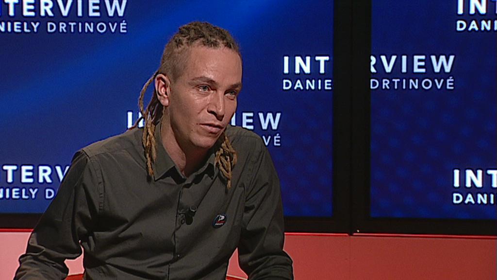 Ivan Bartoš, předseda České strany pirátské