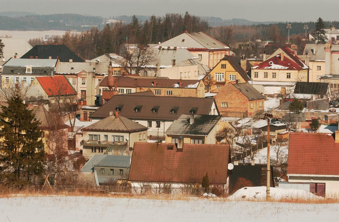 Horní Benešov