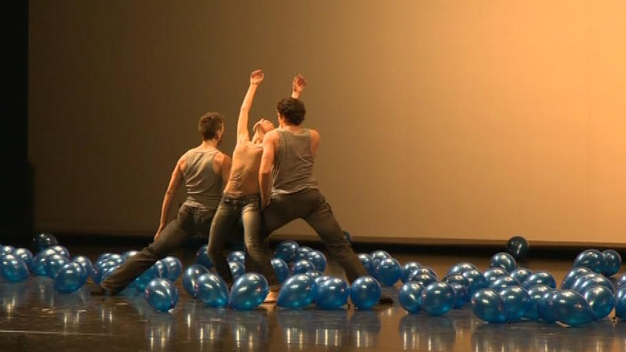 Moderní balet
