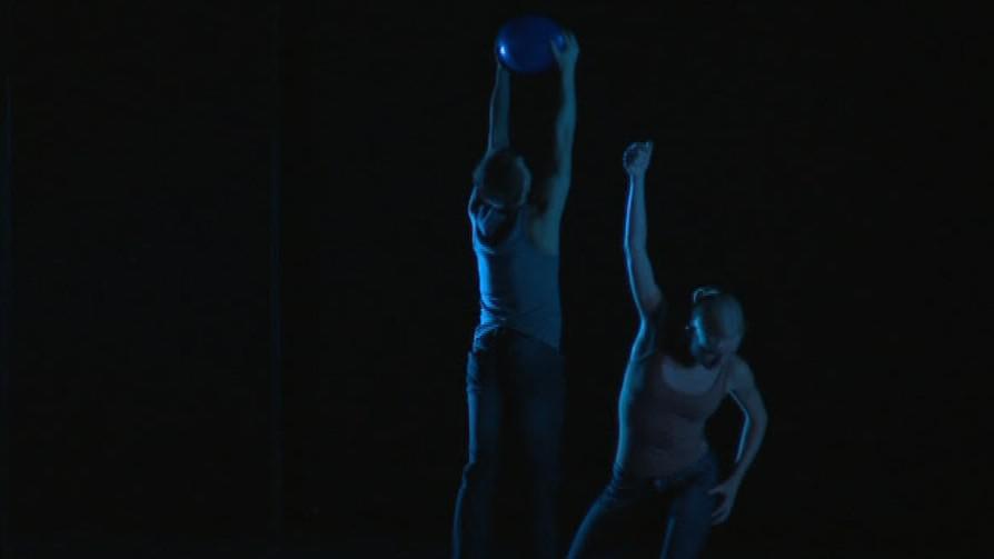 Temný balet