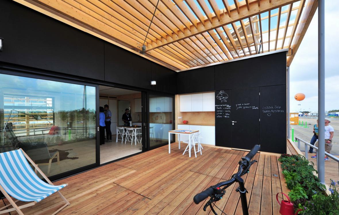 Energeticky účinný dům AIR House