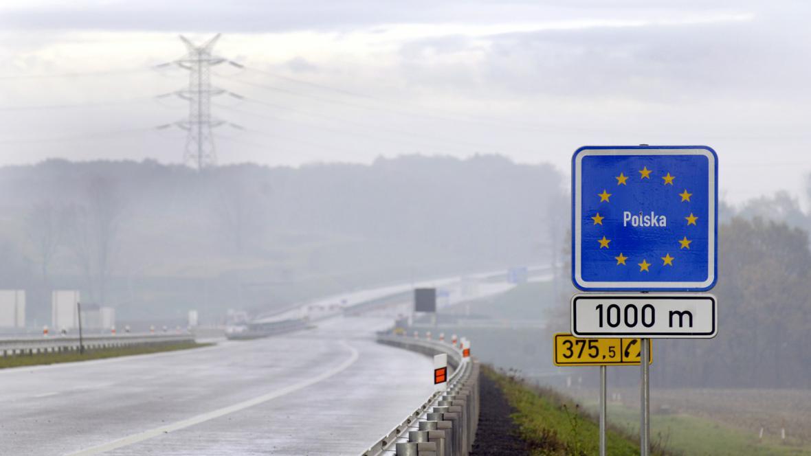 Hranice s Polskem