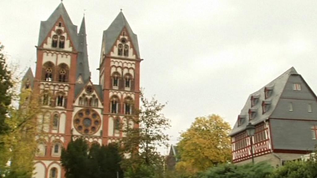 Nové biskupské sídlo v Limburgu