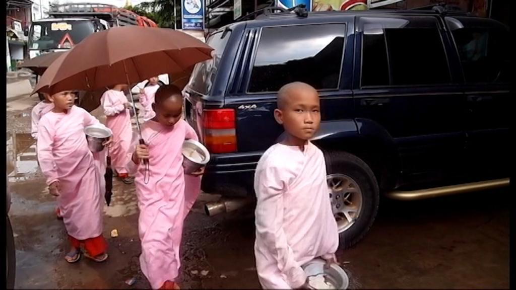 Život v Barmě