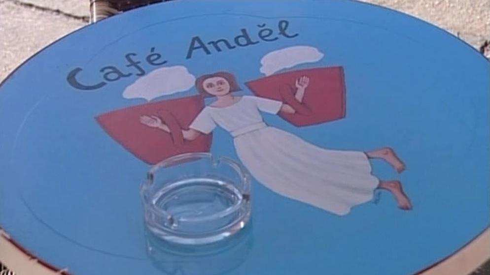 Kavárna Anděl
