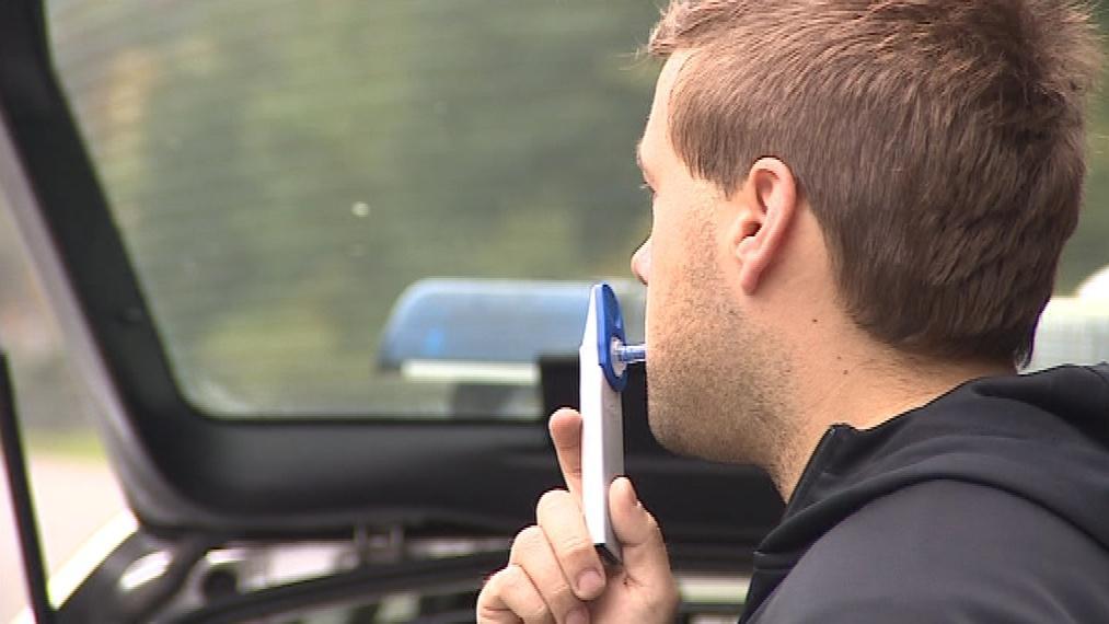 Testování řidičů na drogy