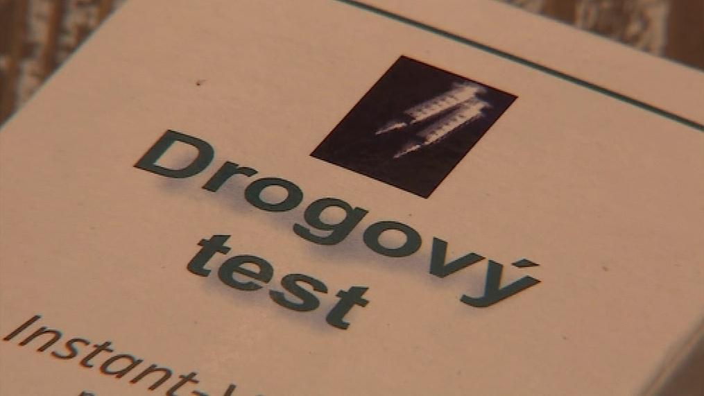 Drogový test