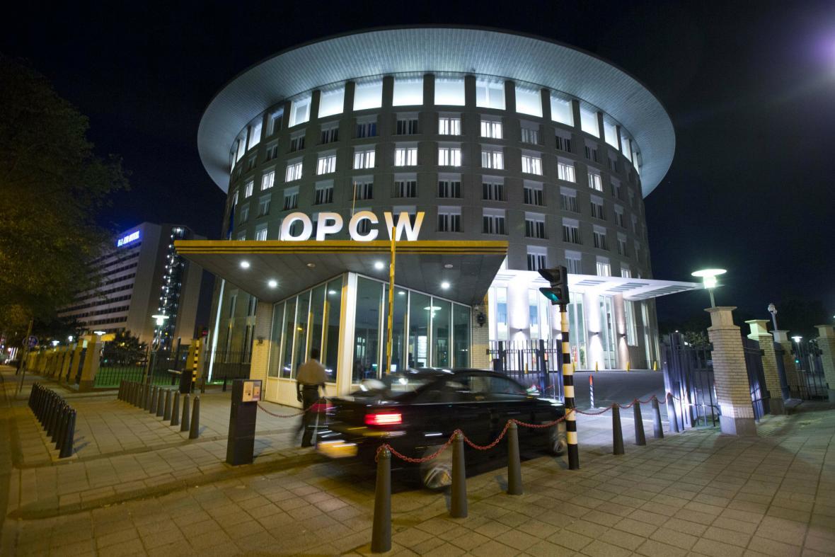 Sídlo Organizace pro zákaz chemických zbraní