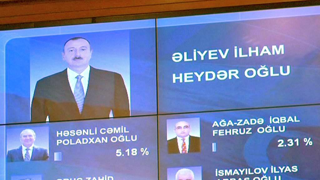 Parlamentní volby v Ázerbájdžánu