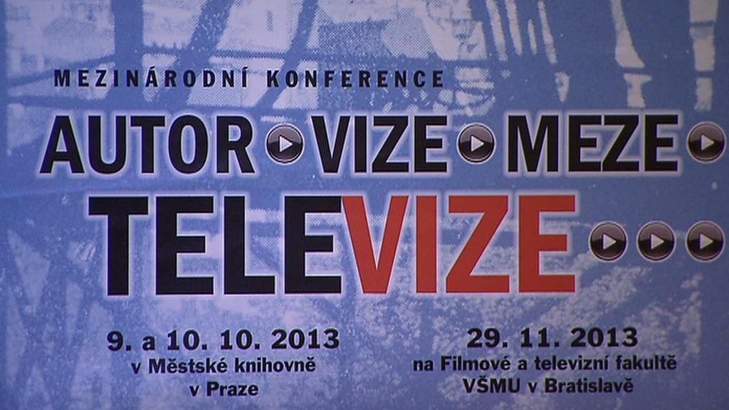 Mezinárodní konference Autor-vize-meze-televize