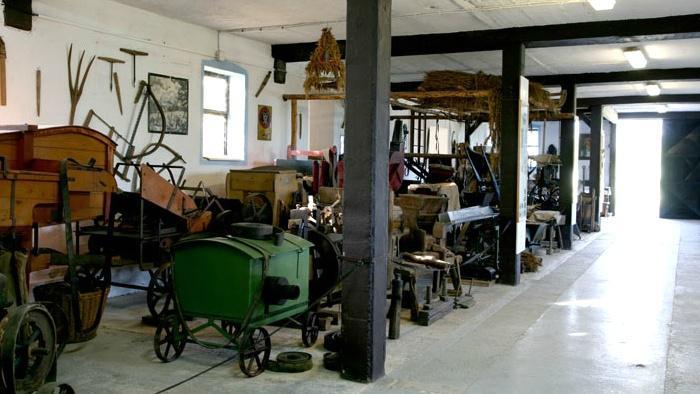 Muzeum zemědělských strojů